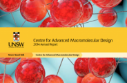 Centre for Advanced Macromolecular Design 2014 Annual Report